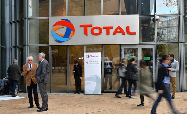 France's Total fined 750K euros over Iraq 'oil for food' graft