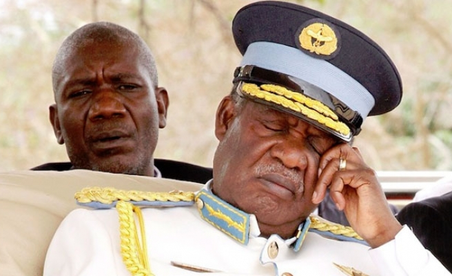 Zambian president Sata's body arrives home from London