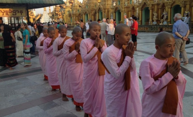 Myanmar jails former official accused of insulting Buddhism