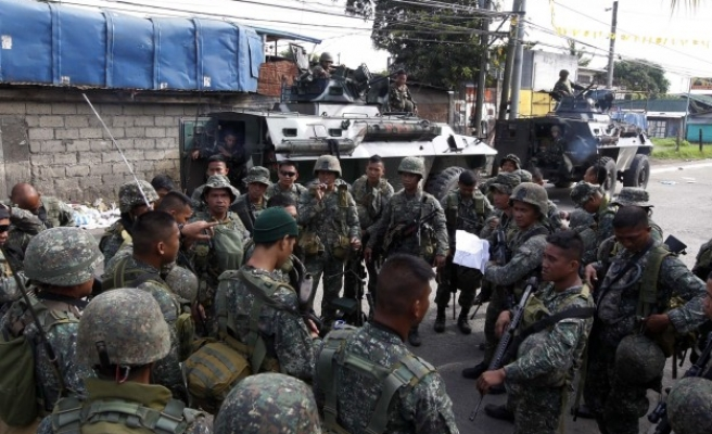 Philippines, US begin joint exercise in Muslim south