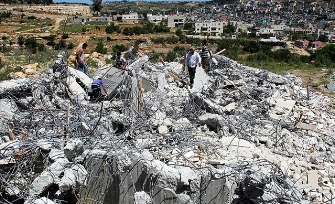 Israel destroys Bedouin village in Negev for the 79th time