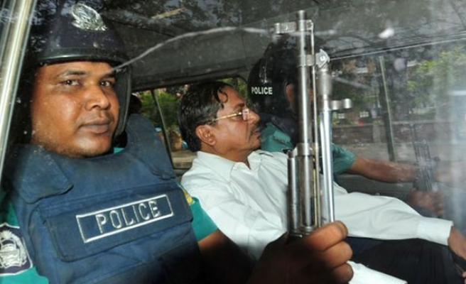 Bangladesh court upholds death for top Jamaat leader -UPDATED