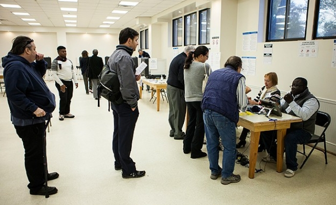 Voting underway in US midterm elections