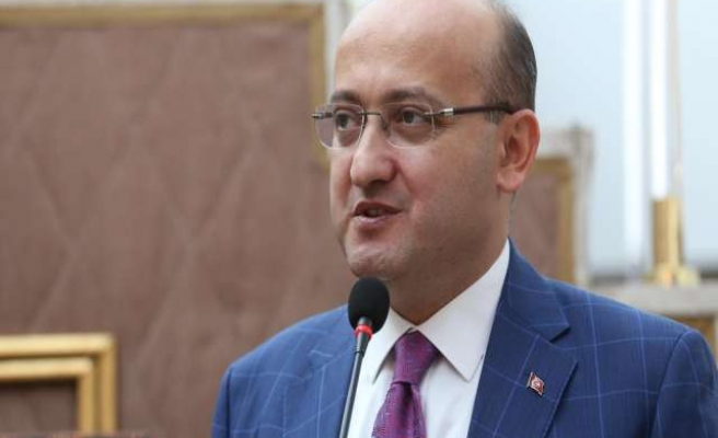 Turkey model country for world: Deputy PM Akdogan