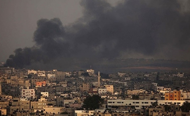 Blasts target Fatah officials in Gaza