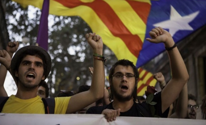 Catalans speak out ahead of independence poll