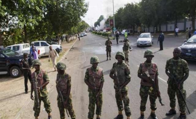 Nigerian governors request more troops against Boko Haram