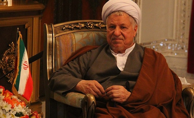 Iran's Rafsanjani says Moslems must end religious strife
