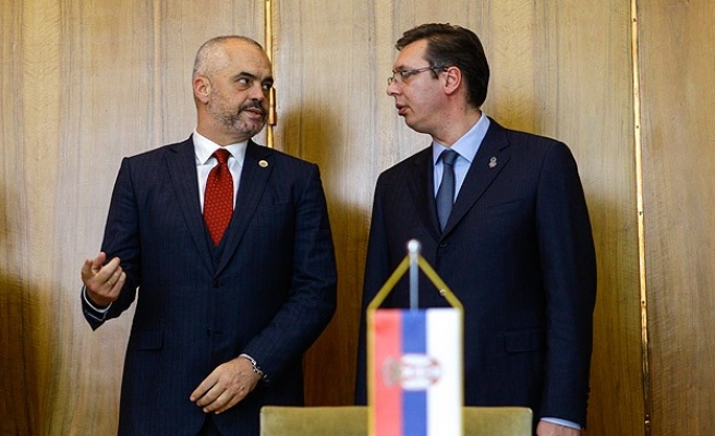 Albanian leader's Serbia visit signals progress and challenges