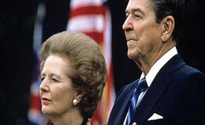 Former US president's apology to Thatcher revealed