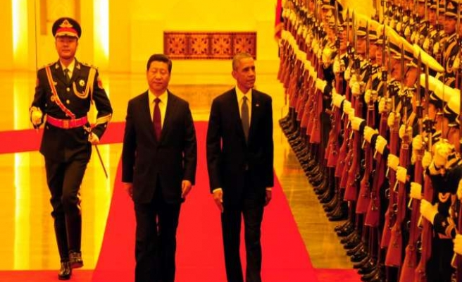 US, China unveil flurry of accords, play down rivalry