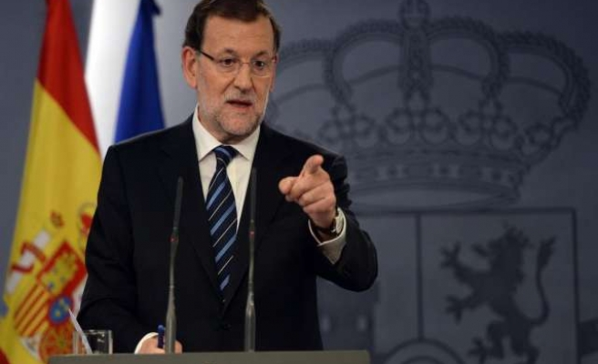 Spain's Rajoy says 'critical point' reached in Catalonia