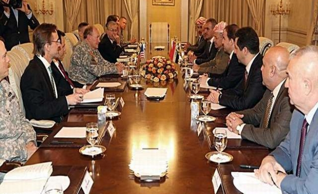 U.S. Army General meets Kurdish leader in Erbil