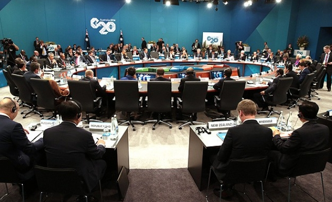G20 ministers urge tighter tax rules for multinationals
