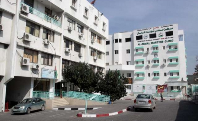 Gaza's largest emergency ER faces closure amid strike