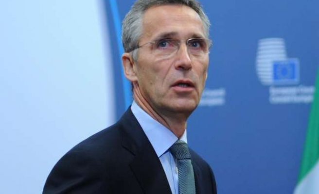 NATO leader sees 'serious military buildup' in Ukraine
