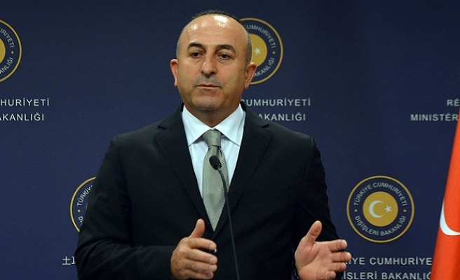 Cavusoglu says Turkey can differ from US on some issues
