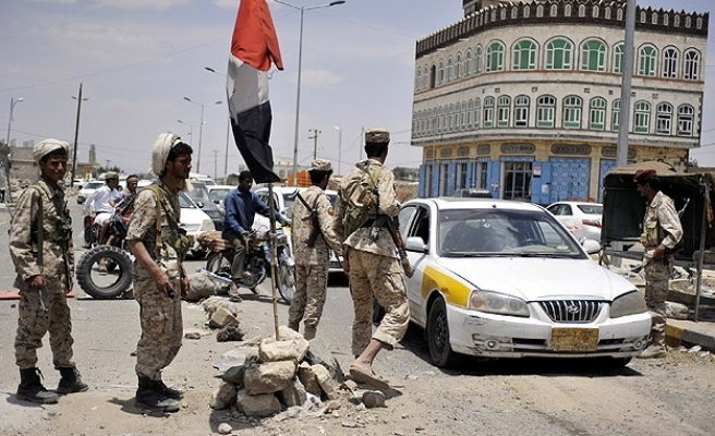 Hundreds protest Yemeni activists' alleged kidnapping