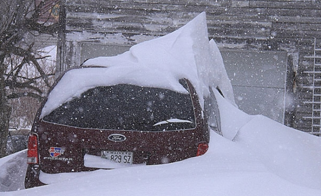 Five dead after Western NY gets year's worth of snow in 4 days