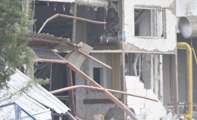 Death toll in Turkish laundry explosion rises to 3