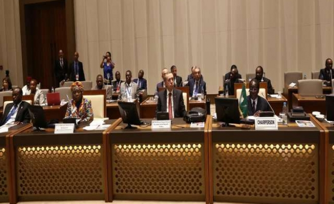 Africa-Turkey summit to issue 5-year roadmap -UPDATED