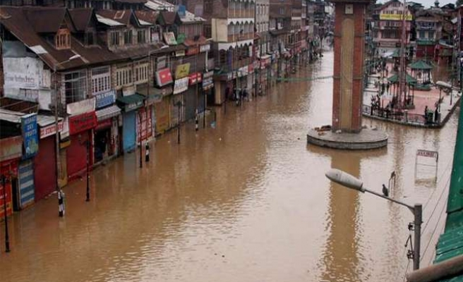 Again lonely, again aggrieved: the flood in Kashmir