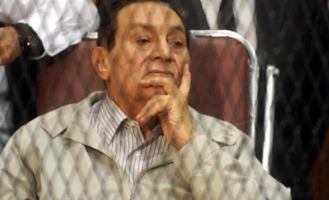 Egypt prosecutor appeals against Mubarak's acquittal