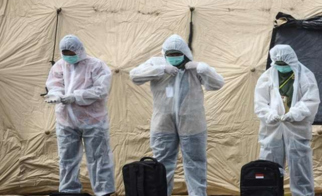 Junior doctors in Sierra Leone strike over lack of Ebola care