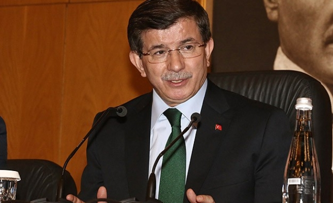 Turkish PM Davutoglu to join unity rally in France