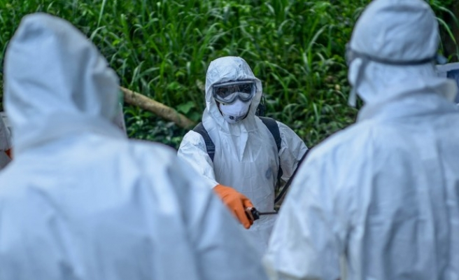 Cuban Ebola patient recovers after treatment in Geneva