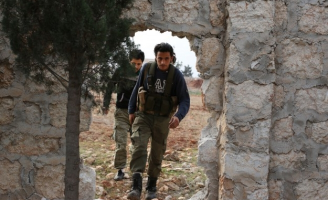 20 Syrian regime soldiers killed in northern Aleppo