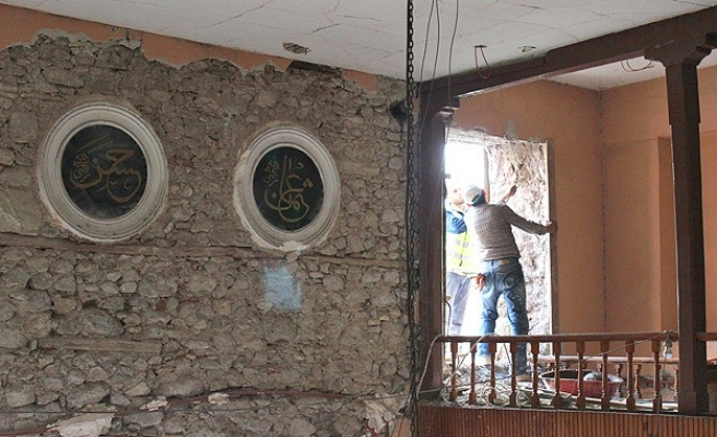 Turkey buys back and restores its mosques