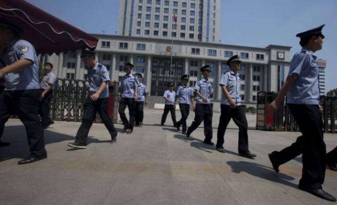 Former top official jailed for life in China over graft