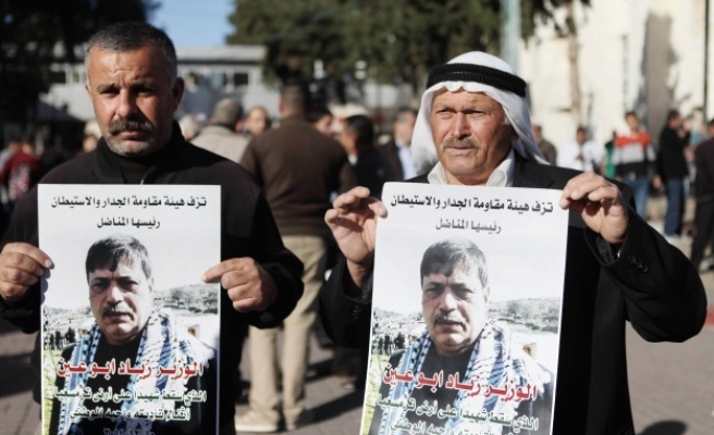 Israel absolves troops for PLO minister's death