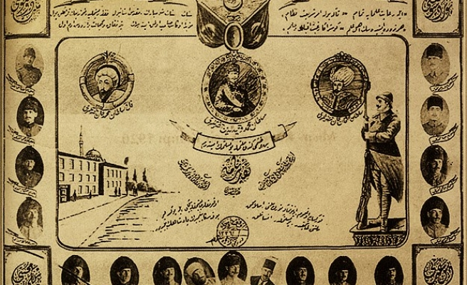 Newspapers of Turkish WWI prisoners tell their own story