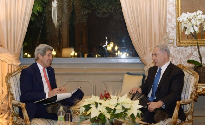U.S.-Israel row deepens after Kerry comments