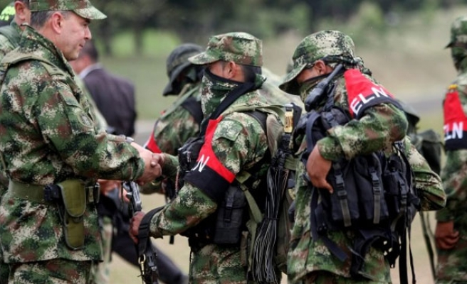 Colombia's ELN says may consider ceasefire if peace talks start