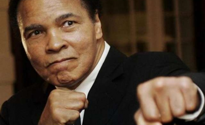 Muhammad Ali released from the hospital