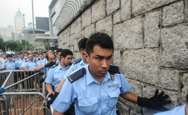 China 'has the power' to introduce tough security laws in Hong Kong