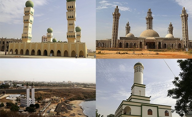 Mosques of Dakar are a unique cultural heritage /PHOTO