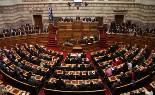 Greece parliament elects new president
