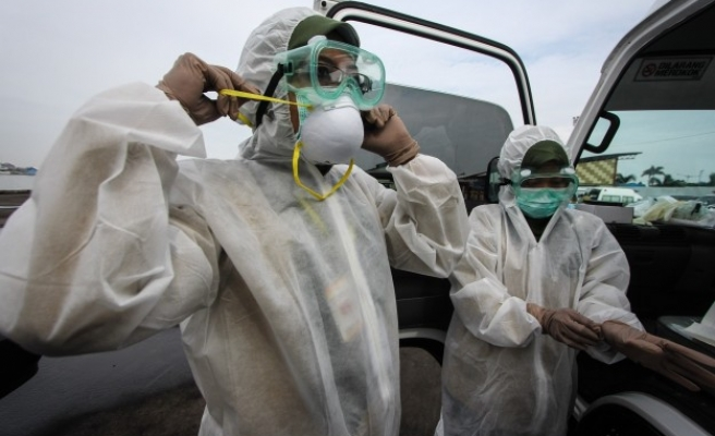 Ebola fight still has 'long way to go': UN