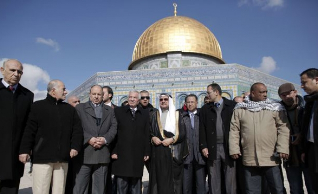 Muslims have right to visit Al-Aqsa: OIC chief