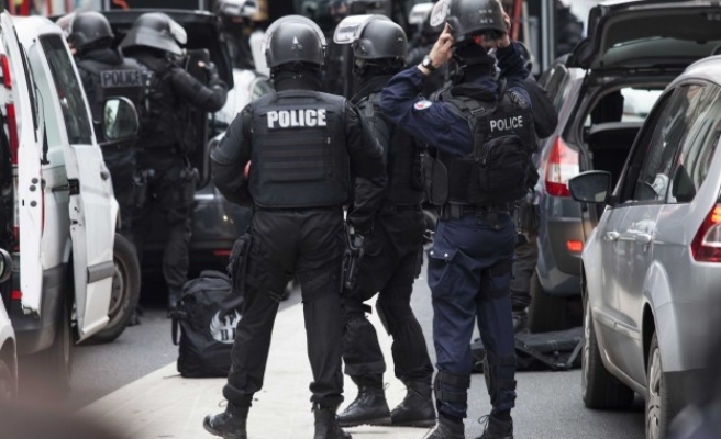 Shots fired, hostages taken northeast of Paris