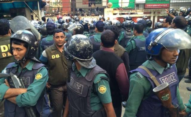 Bangladesh on edge as polls anniversary protests turn violent
