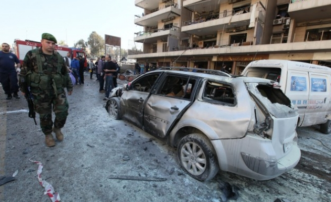 Toll in Lebanon's twin attacks rises to 11