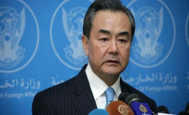 China's foreign minister pushes Iran on nuclear deal