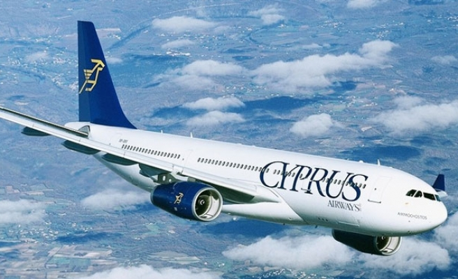 Greek Cyprus puts Cyprus Airways trade name up for sale