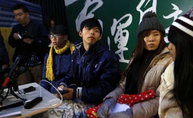 Hong Kong student leaders summoned by police