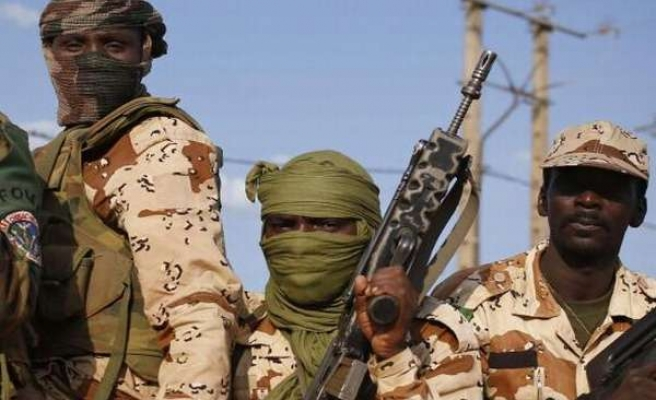 Chadian soldiers arrive in Cameroon to battle Boko Haram